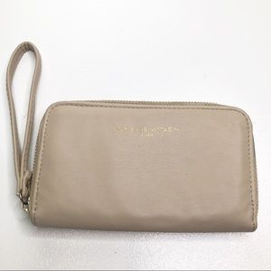 Adrienne Vittadini Zip Around Wallet
